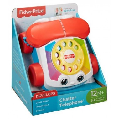 Telefone - Fisher Price
