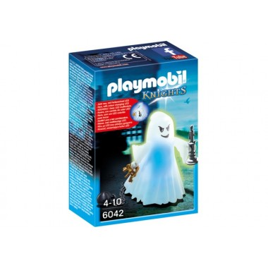 Playmobil - Fantasma do Castelo com Led Multicolor