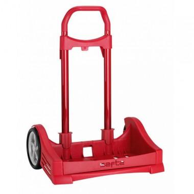 Trolley / Carro Ergonómico para mochila Escolar - Safta