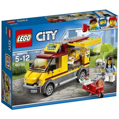 LEGO City - Camião de Pizza