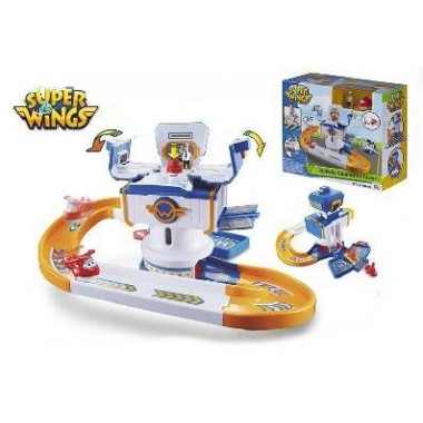 Torre control Super wings