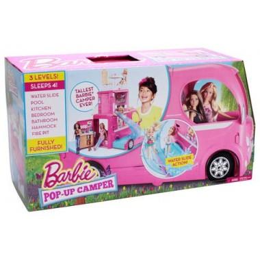 Barbie - Auto Caravana