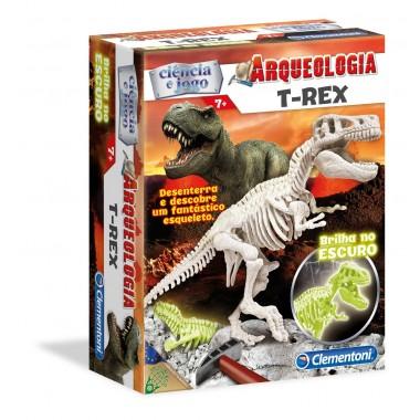 Ciência e Jogo - Arqueologia - T-Rex