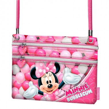 Bolsa / Mala Minnie Disney Bubblegum