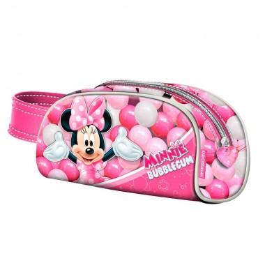 Estojo Minnie Disney Bubblegum