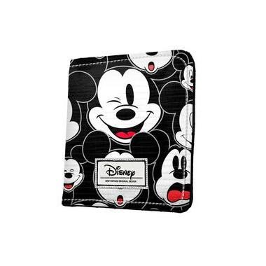 Porta Cartões - Disney Mickey Visages