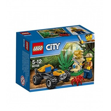 LEGO City - Buggy da Selva