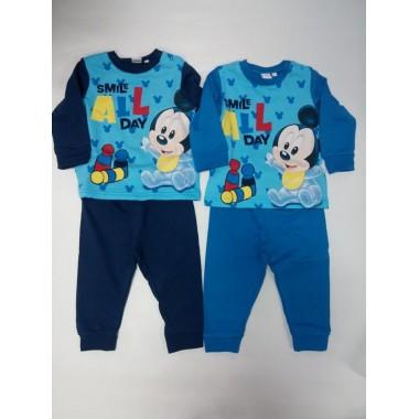 Pijama de Bebé - Mickey