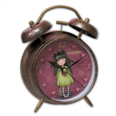 Relógio Despertador - Gorjuss