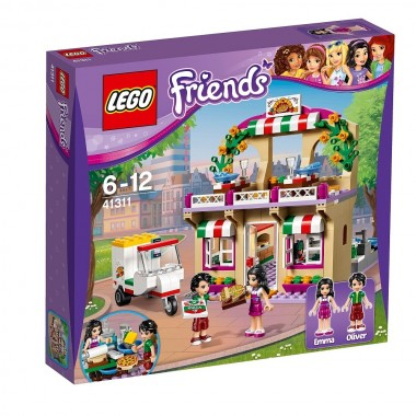 Lego Friends - A Pizaria de Heartlake