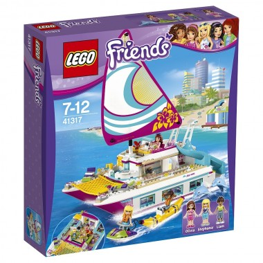 Lego Friends - Catamarã Tropical