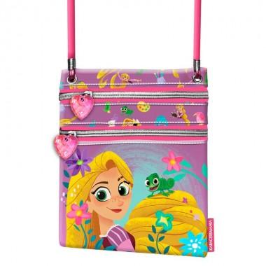Bolsa / Mala Rapunzel Disney