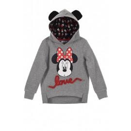 Sweat / Camisola c/ carapuço Minnie Mouse
