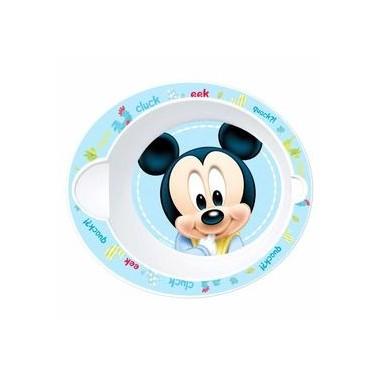 Taça de plástico - Mickey / Minnie