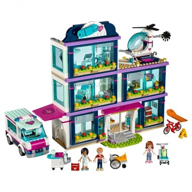 Lego Friends -  Hospital de Heartlake
