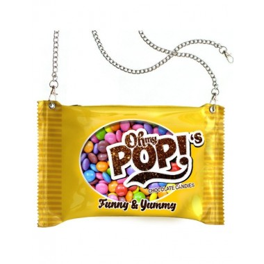 Oh My Pop !! - Mala corrente / Bolsa Pop Pintarolas