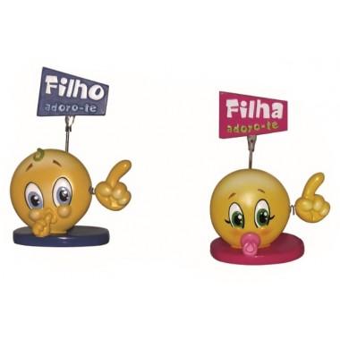 Clip Emoji / Smile - Filho / Filha