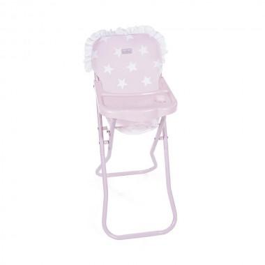 "Cadeira de papa ""CARLOTA"" p/ Bonecas - La Nina"