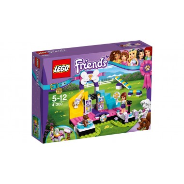 Lego Friends - Campeonato de cachorrinhos
