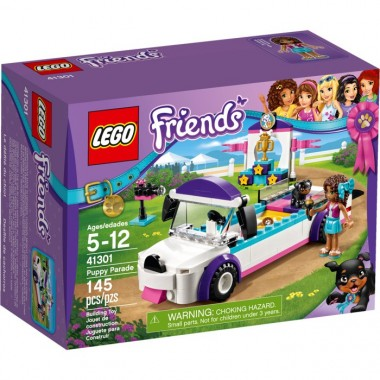 Lego Friends - Desfile de cachorrinhos