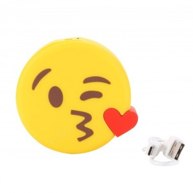 POWER BANK Emoji / Smile - 1200 MHA