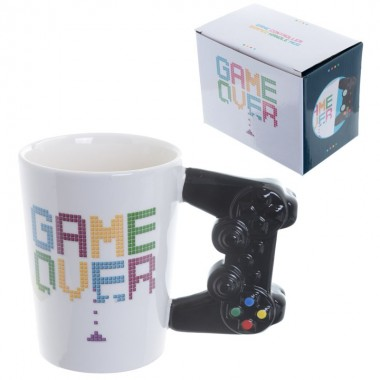 Caneca comando GAME OVER