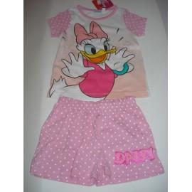 Conjunto t-shirt + calção - Daisy