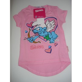 T-shirt Smurfina