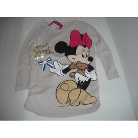 Camisola/Sweat Minnie