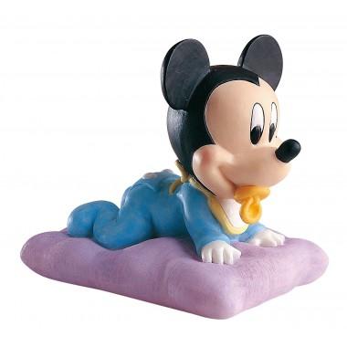 Mickey Baby Figura em pastel