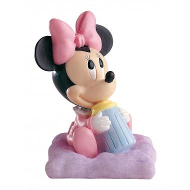Minnie Baby Figura em pastel