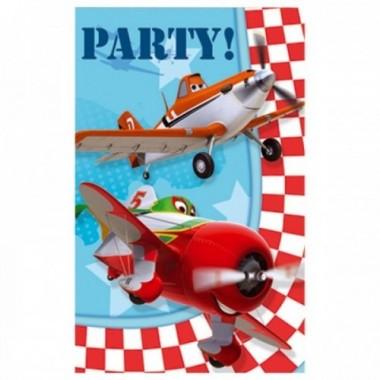 Convites - Aviões