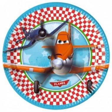 Pratos Aviões - 19.5cm
