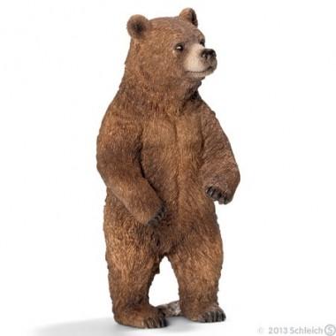 Urso Grizzly Fêmea- Schleich