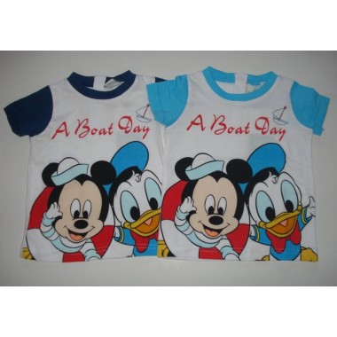 T-Shirt Mickey / Donald