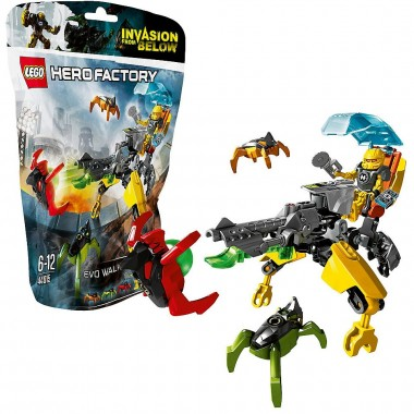 Lego Hero Factory - Evo Walker