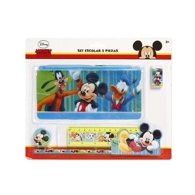 Conjunto Escolar - Mickey
