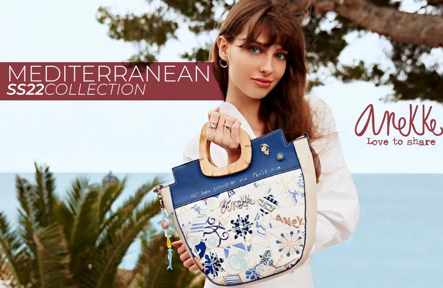 Nova coleção Anekke