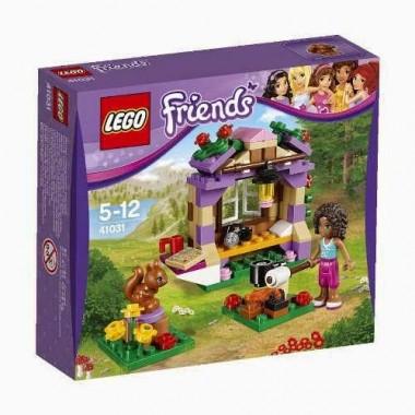 Lego Friends - Bicicleta de Gelados da Olivia