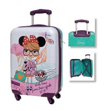 Trolley Minnie Mouse - 55 cm