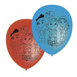Balões Jake e os Piratas