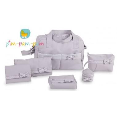 Saco / Mala de Maternidade Pim-pam-pum