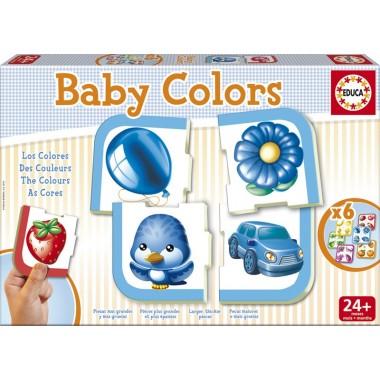 Baby Colores - Educa