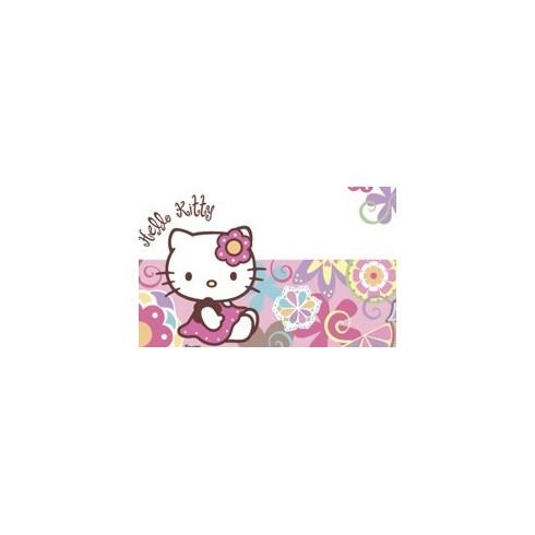 Toalha de Festa Hello Kitty