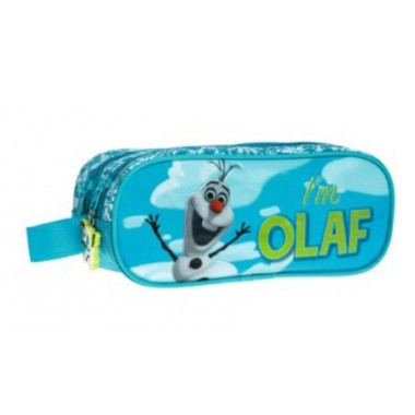 Estojo Olaf - Frozen