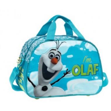 Saco / Mala de Viagem Olaf - Frozen - 40cm