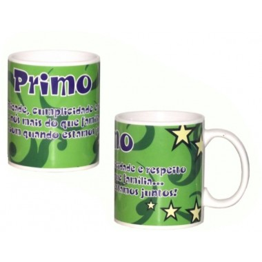 """Caneca """"Primo"""""""