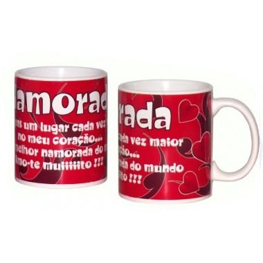 """Caneca """"Amizade"""""""