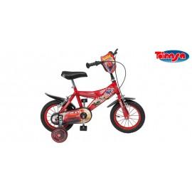 "Bicicleta Disney Cars 14"""