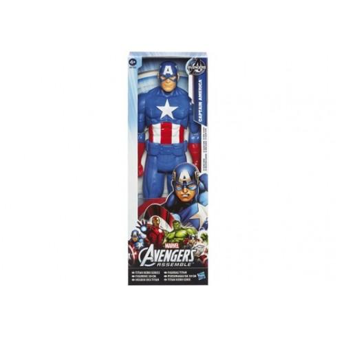 Figura Super Heróis - Thor / Iron man / Capitão América